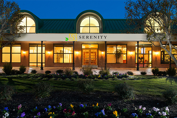 Charmant Serenity Funeral Home